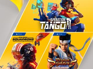 PS Plus Free June Games Announced — Star Wars: Squadrons, Virtua Fighter 5 Ultimate Showdown, Operation: Tango