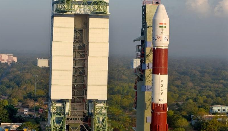 ISRO's Record Launch of 104 Satellites on Single Rocket ...