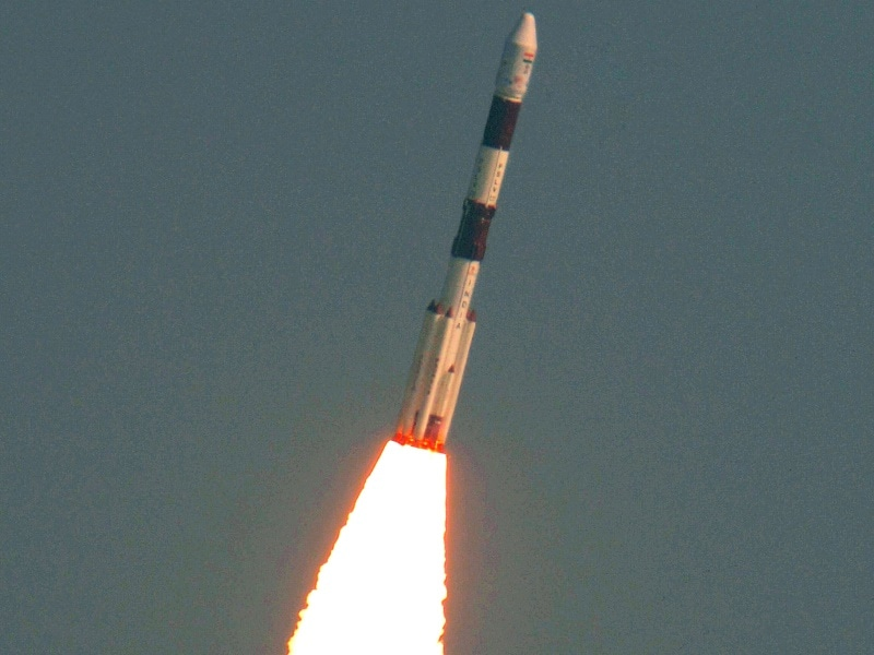 ISRO PSLV-C37 Rocket With Record 104 Satellites Aboard Launched at Sriharikota