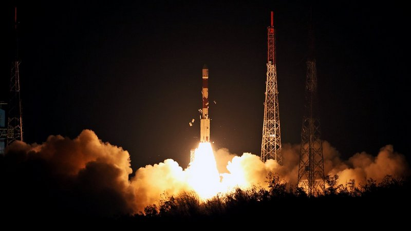 ISRO Successfully Puts IRNSS-1I Navigation Satellite Into Orbit