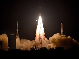ISRO Successfully Puts IRNSS-1I Navigation Satellite Into Orbit