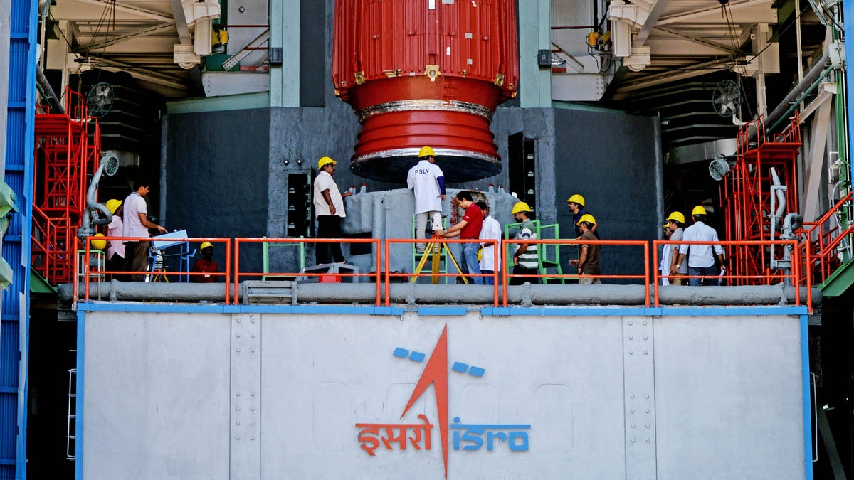 ISRO Says Countdown Begins for RISAT-2B Launch on Wednesday
