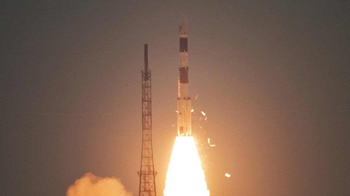 Cartosat-3: ISRO Successfully Launches Earth Imaging Satellite Along With 13 US Nano Satellites