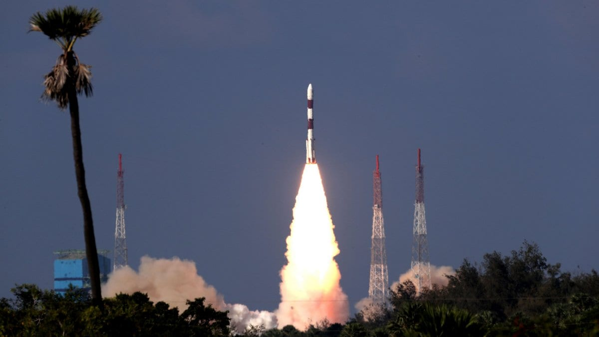 ISRO Successfully Inserts RISAT-2BR1 Satellite Into Orbit, Touches 319 Foreign Satellite Launch Mark