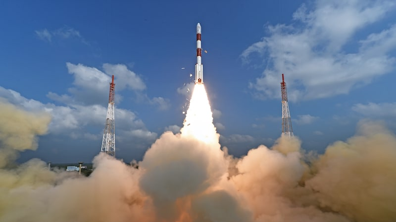 ISRO Satellite Launch Wasn't Aimed at Shattering Records, Say Scientists
