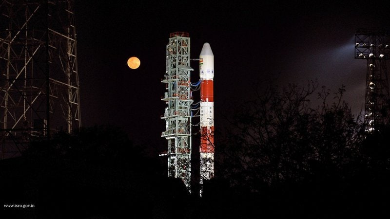 ISRO Says Launch Countdown for Microsat R, Kalamsat Satellites Starts Today