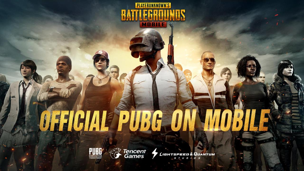 Tencent Announces PUBG Mobile Campus Championship 2018 for India