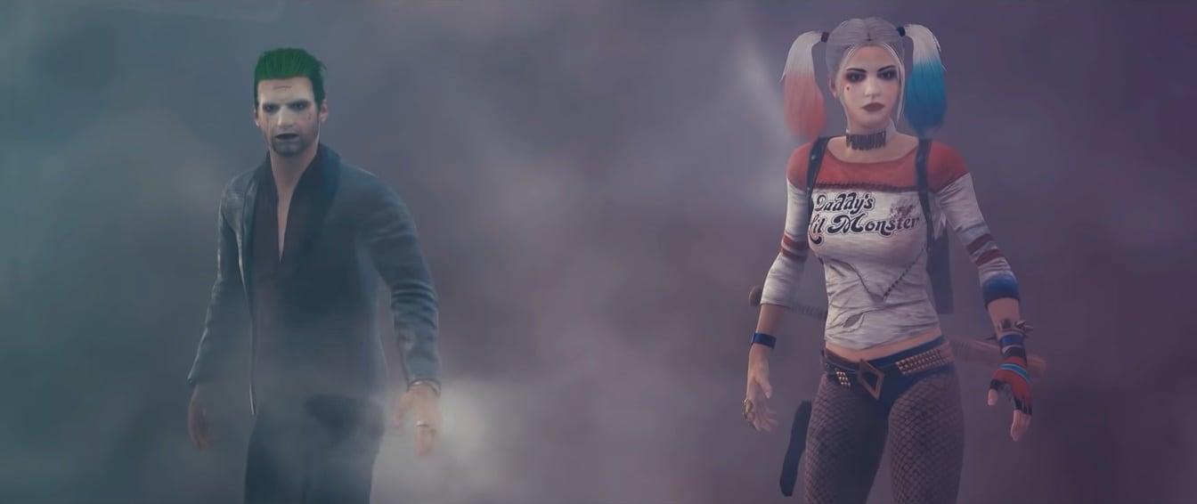 PUBG, Warner Bros. Team Up for Suicide Squad-Themed Skins