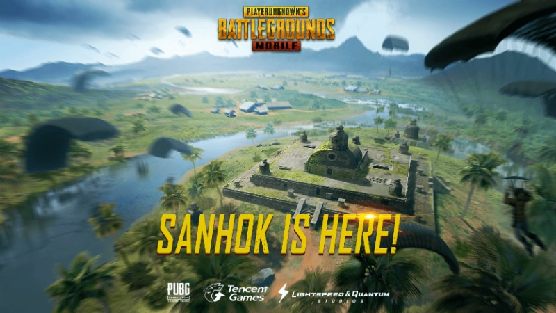 PUBG Mobile 0.8.0 Update Brings New Sanhok Map, Anti-Cheating Measures, and More