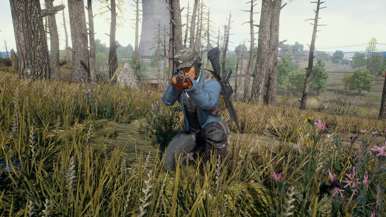 PUBG Corp sues Epic over Fortnite copyright infringement