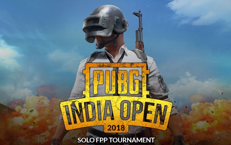 pubg india open india s first playerunknown s battlegrounds