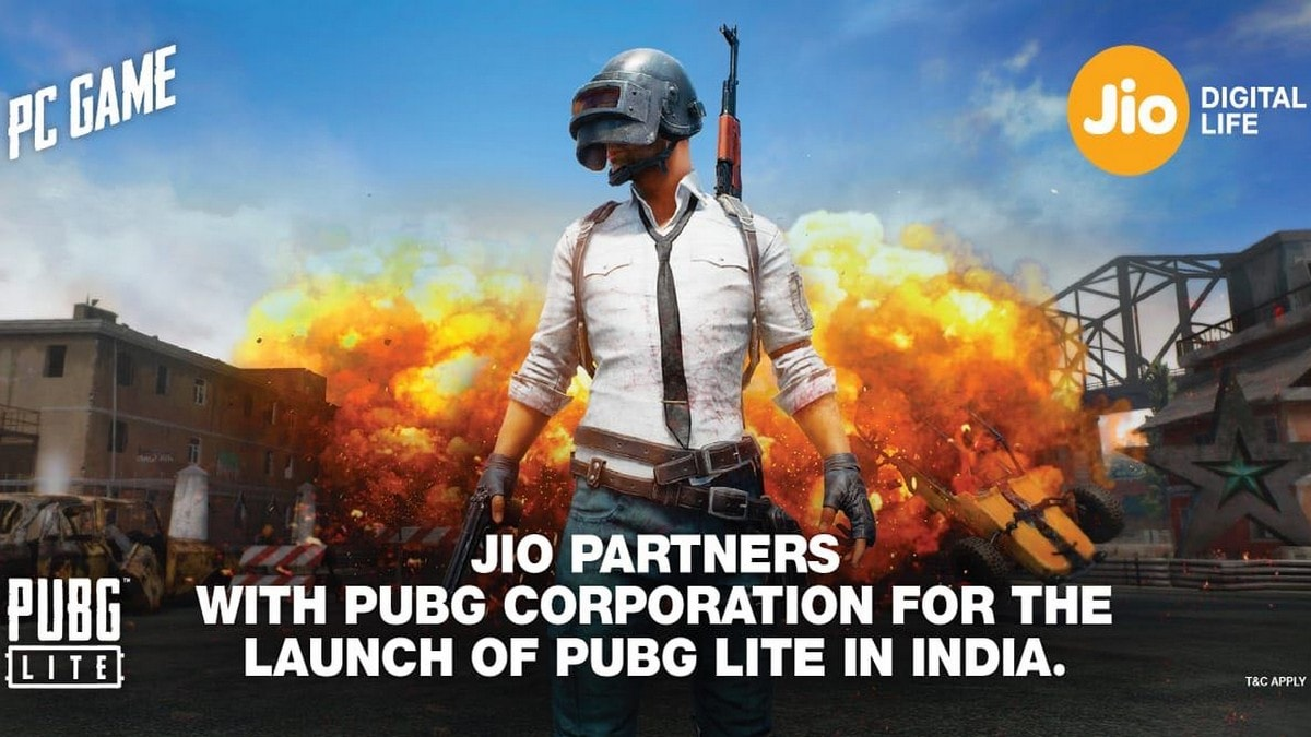 Jio-PUBG Lite Collaboration Brings Exclusive In-Game Rewards