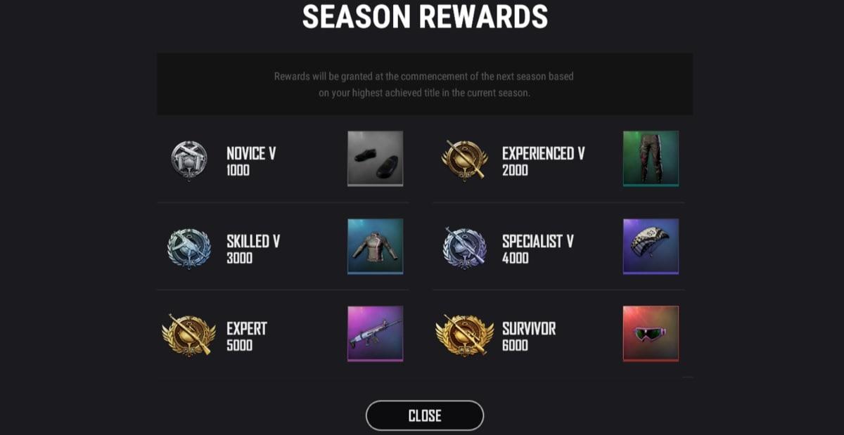pubg lite update season rewards PUBG Lite