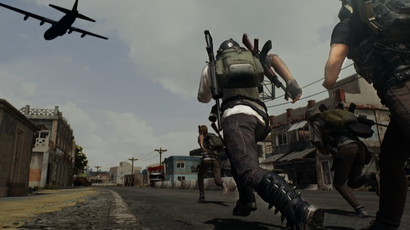 PUBG is releasing a free-to-play version of the game
