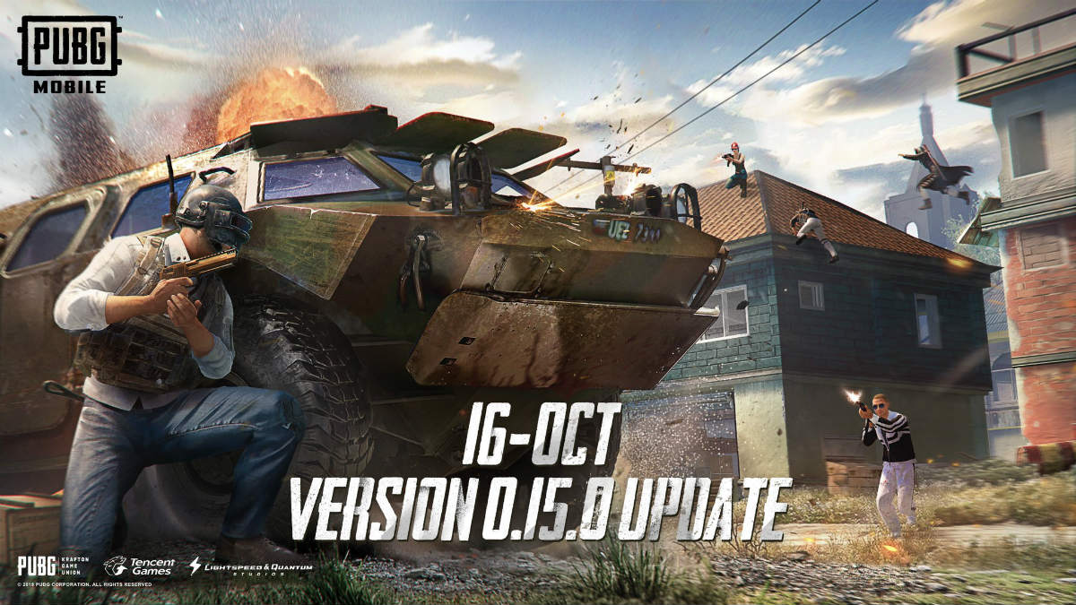 If It Is October 16th How Many More Days Until Halloween 2020 PUBG Mobile 0.15.0 Update Releases October 16 With New Survive