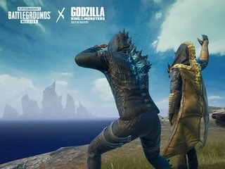 PUBG Mobile x Godzilla: King of the Monsters Crossover - New Outfits, Godzilla Coins, Titan Graffiti, and More