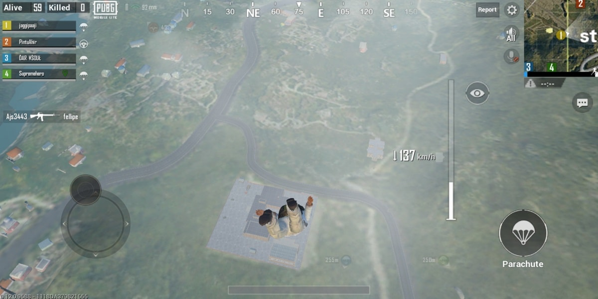 PUBG Mobile Lite Launched in India for Phones With Less Than