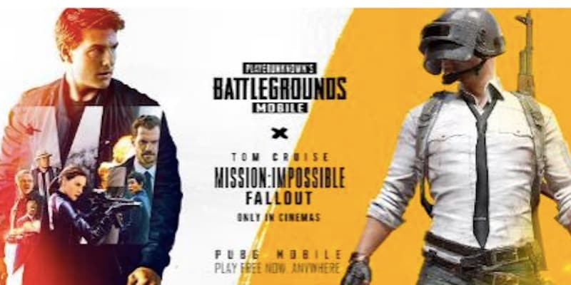 PUBG Mobile Mission: Impossible Fallout Update Brings New Skins and More