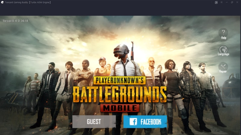 Pubg Mobile Ultra Hd Tencent Gaming Buddy: PUBG Mobile Can Now Be Played On PC Using Tencent's