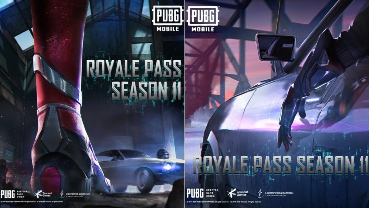 PUBG Mobile Season 11