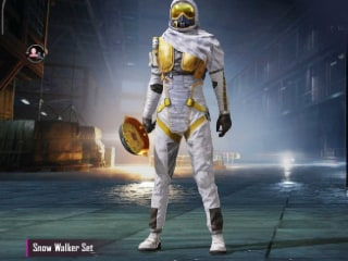PUBG Mobile Introduces New Snow Walker Set in Twilight Hunt Crates