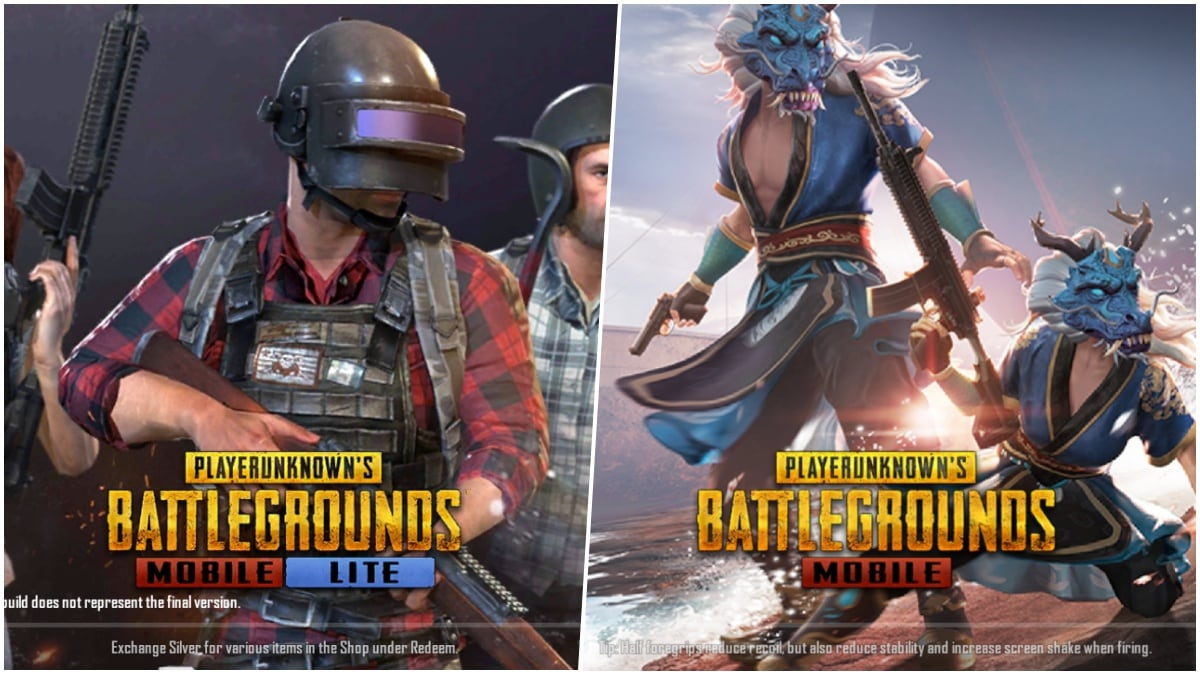 Pubg Mobile Lite Vs Pubg Mobile Game Modes Maps Gameplay