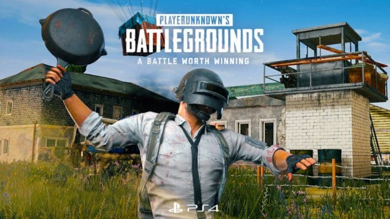 PUBG PS4 Was Sony's Best-Selling Game in December