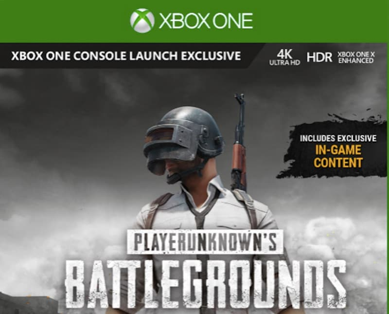 PUBG Xbox One Disc Release Revealed, Here's What You Get