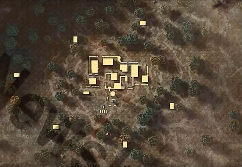 pubg zombies mode map PUBG_mobile