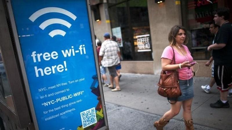 public wifi reuters