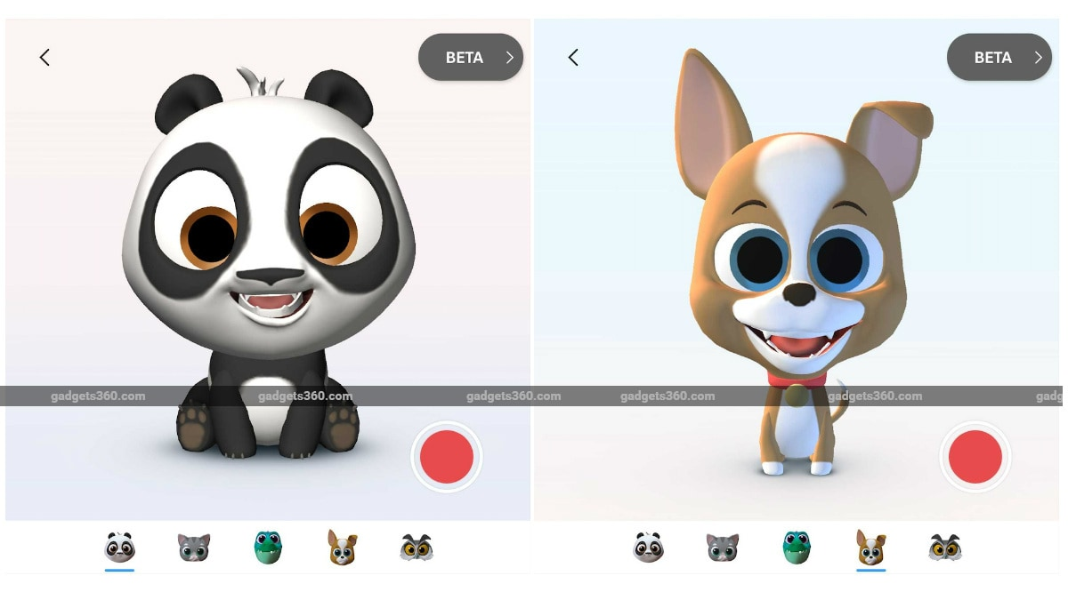 SwiftKey 'Puppets' 3D AR-Based Animated Emojis Launched for Android Beta, Mimics Facial Expressions