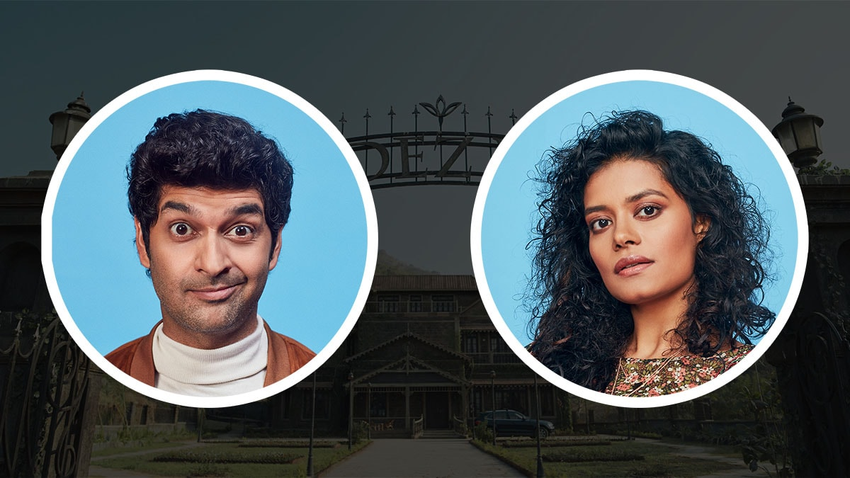 purab kohli palomi ghosh typewriter Typewriter Netflix India