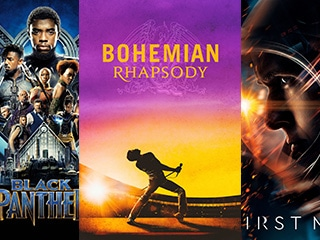 PVR Cinemas 'Oscars Film Festival' Announced, Includes Black Panther, Bohemian Rhapsody, First Man, Green Book, More