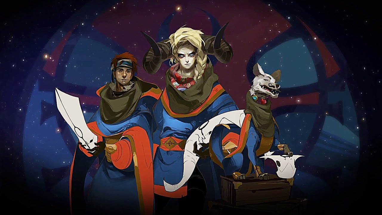 Pyre Supergiant Games