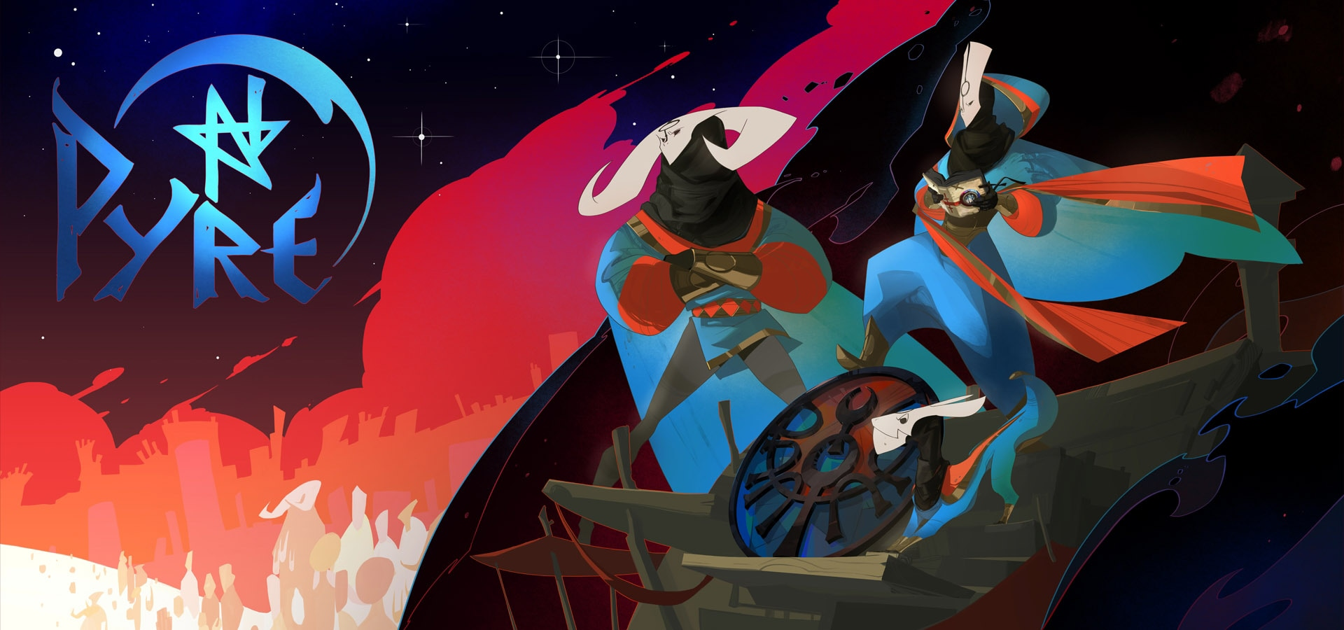 Pyre Developer on Design Choices, Local Multiplayer, and the Lack of a Game Over Screen