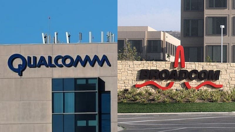 Qualcomm says Broadcom bid still to low, but is open to selling