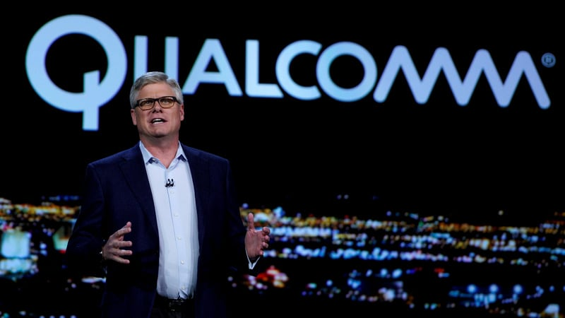 Apple required a $1bn 'incentive payment' for iPhone contract, Qualcomm CEO claims
