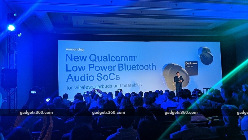 Qualcomm Low Power Bluetooth SoC Series Launched at CES 2018, Said to Reduce Consumption by 65 Percent