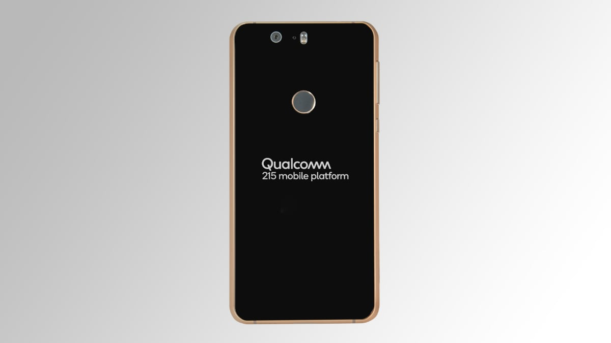Qualcomm 215 SoC With Quad-Core Cortex-A53 CPU, Dual VoLTE Support Launched