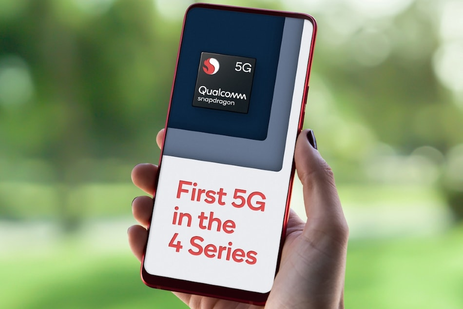 Qualcomm Snapdragon 480 Soc With 5G Support Launched