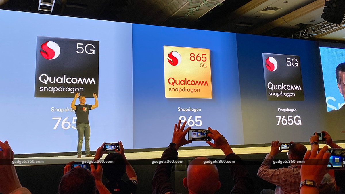 Qualcomm Snapdragon 865 Smartphone SoC Announced, Snapdragon 765 and 765G With Integrated 5G Debut As Well