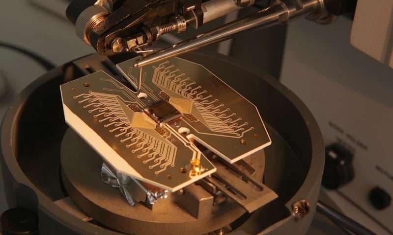Blueprint Offers 'Quantum Leap' for Super-Computers