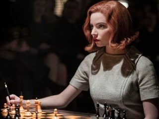 You Can Now Play Chess With Beth Harmon From The Queen's Gambit