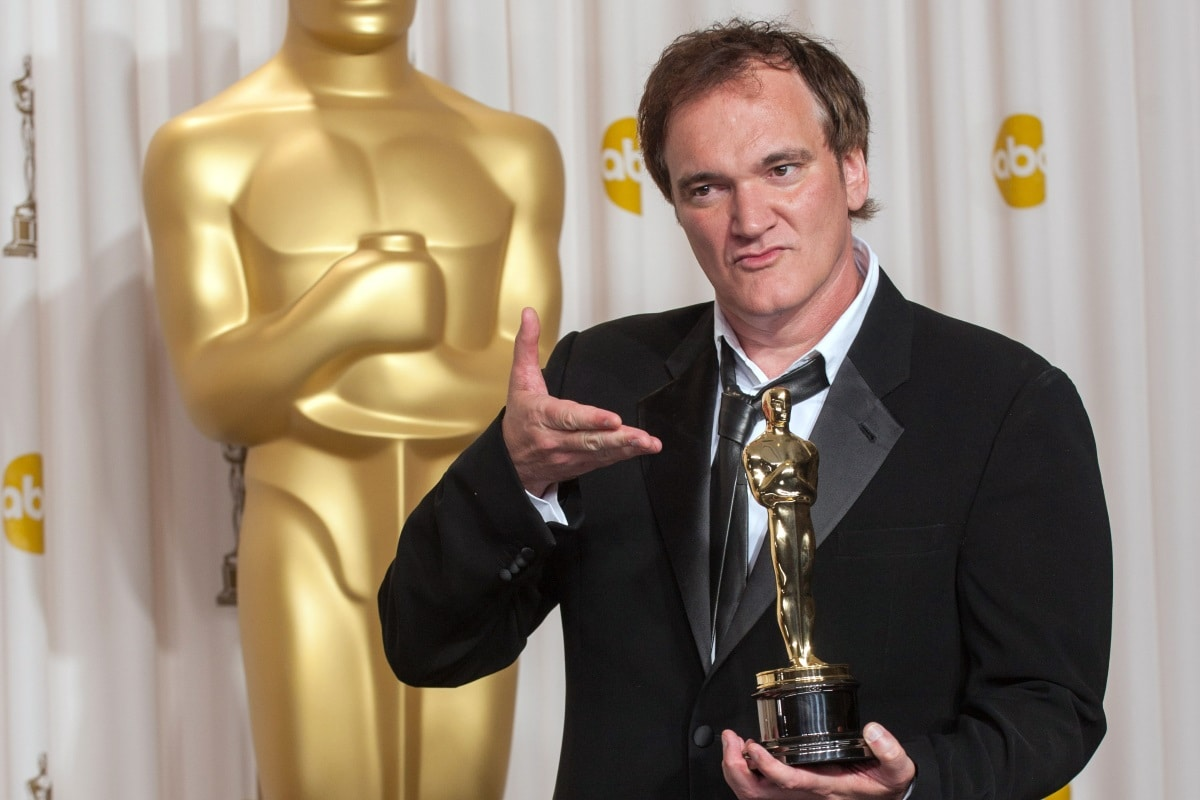 News Quentin Tarantino and Simon Pegg Are Beefing over 'Star Trek'