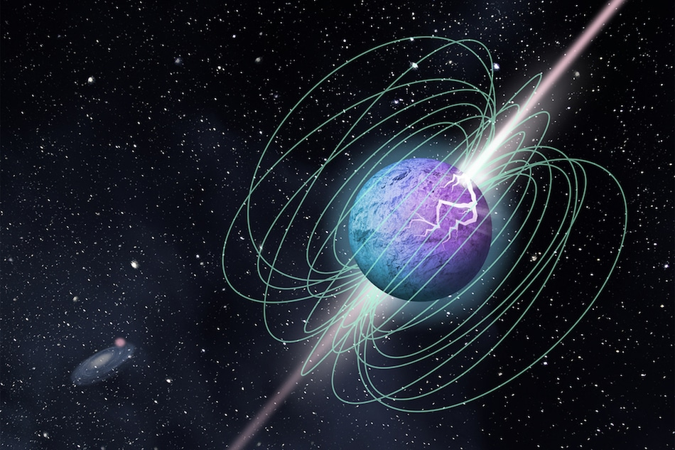 Radio Burst From Within Milky Way May Help Solve Cosmic Mystery