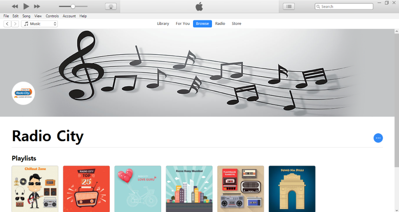 Apple Music Gets Curated 'Radio City' Playlists