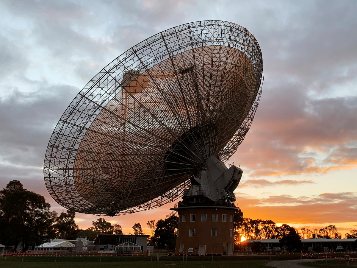 'The Dish' That Brought Us TV From the Moon Is Still Beaming Signals 50 Years After Moon Walk