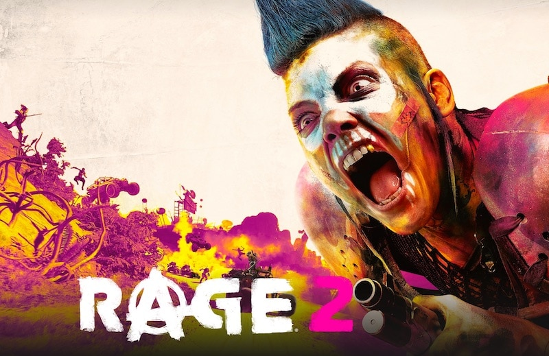 Rage 2 Gameplay Trailer and Release Date Revealed