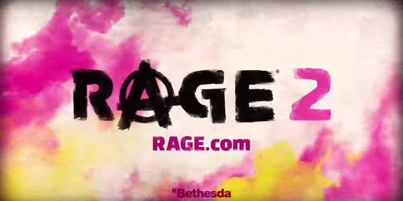 Rage 2 Trailer Leaked Before Official Bethesda Reveal
