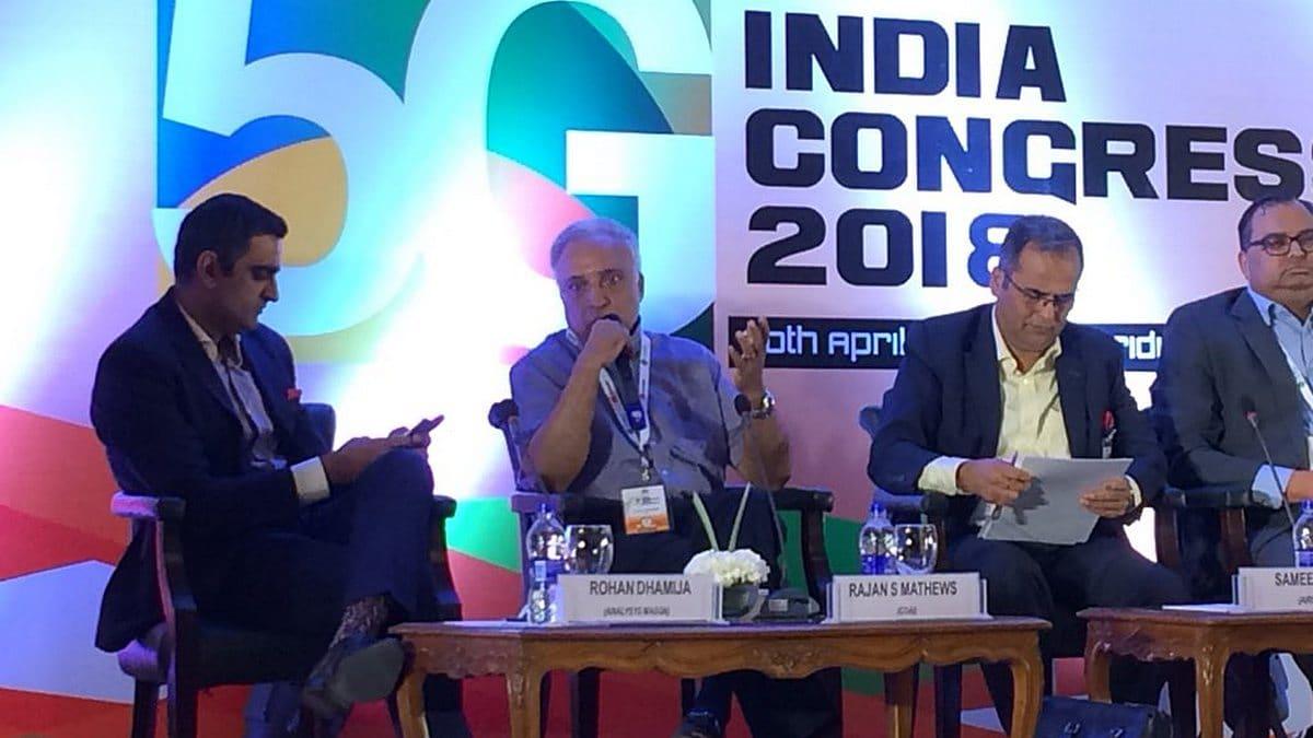COAI Seeks Bare Minimum Regulation From TRAI: Rajan Mathews